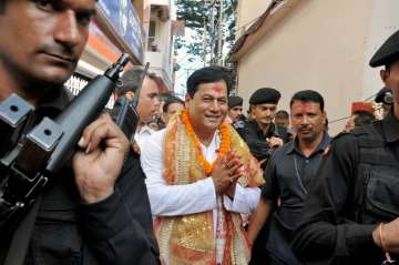 Assam CM Sonowal faces SC wrath for statement on...