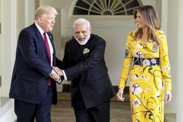 No mention of H-1B visa issue during Modi-Trump...