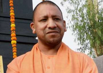 File pic of UP Chief Minister Yogi Adityanath -...