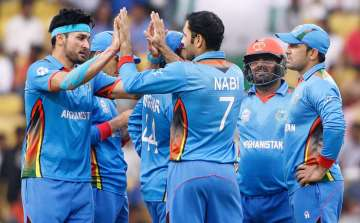 Afghanistan cancels all proposed cricket fixtures...
