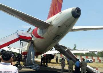 Major accident averted in Jammu as AI flight...