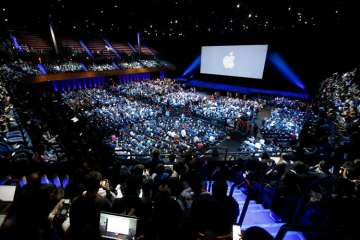 Apple's Developer Conference will be organised...