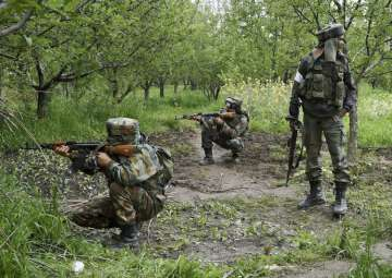 3 militants killed as Army foils infiltration bid...