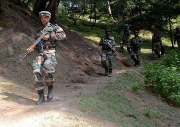 Three militants gunned down in Kashmir's Naugam...