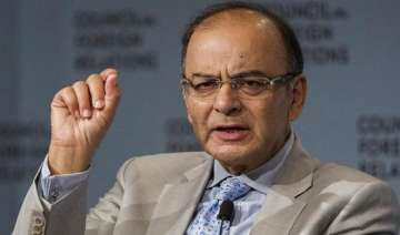 Finance minister Arun Jaitley chaired a meeting...