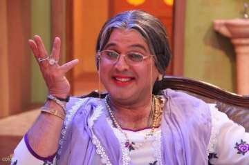 Ali Asgar The Kapil Sharma Show