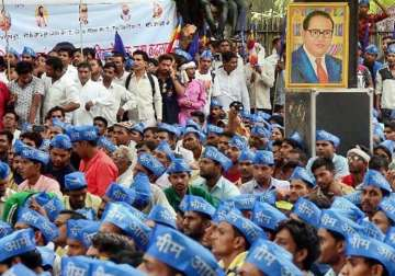 BSP said Bhim army is not integrated enough -...