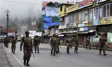 GJM plans to revive its 'peacekeeping' wing GLP ...