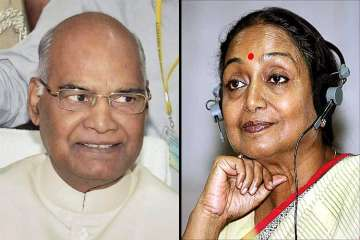 Number speak Where Ram Nath and Meira Kumar stand...