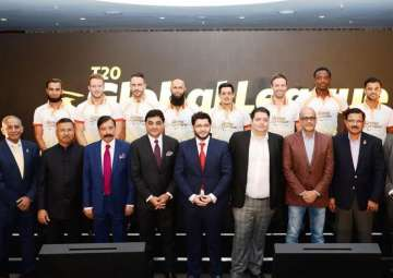 T20 Global League owners and SA players - India TV