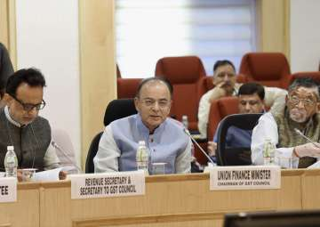 GST Council revises rates for 66 items - India TV