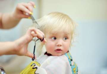 How to take care of your kids' hair in summer