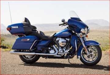 Harley Davidson 2017 Electra Glide Ultra Classic
