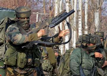 Representational pic - Army kills five Pakistani...
