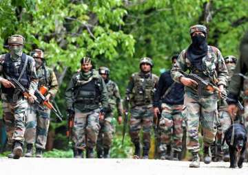 Representational pic - Army rejects Pak military...