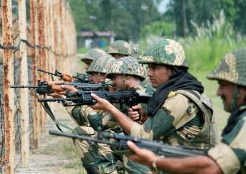 Pak Army violated ceasefire in Poonch district -...