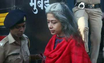 Indrani Mukerjea alleges she was beaten up in...