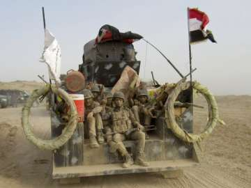 Iraqi federal forces