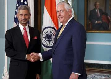 Tillerson met Indian foreign secretary S...