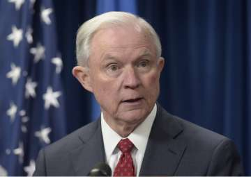 AG Jeff Sessions agrees to appear before Senate...
