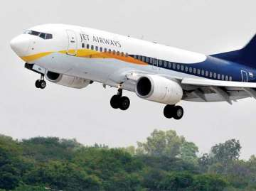 Baby born on Jet Airways plane bags free air...
