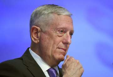 Pentagon chief James Mattis