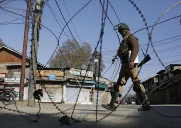 Representational pic - Security forces bust...