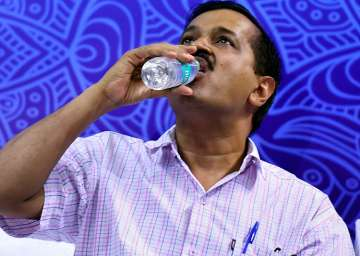 Three FIRs filed against Kejriwal in PWD scam -...
