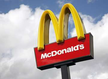 43 out of 55 or say 78 per cent of Mc Donald's...