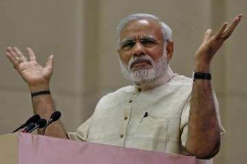 PM Modi is currently on a four-nation visit. He...