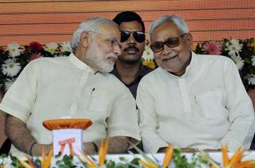 Modi, Nitish have natural admiration for each...