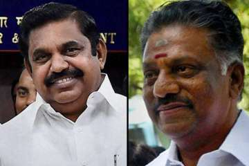 ith OPS and Palaniswami's backing, NDA gets...