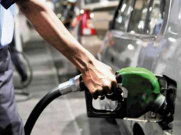 As on Sept 12, petrol cost Rs 70.38 per litre in...