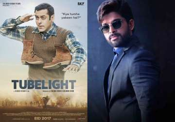 Tubelight Vs Duvvada Jagannadham - India TV