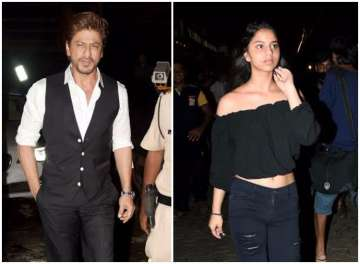 Shah Rukh Suhana Tubelight - India TV