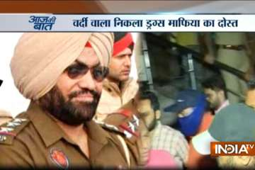 Punjab supercop and recovery specialist arrested...