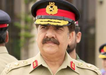 Pakistan can't recall Gen Raheel Sharif from...