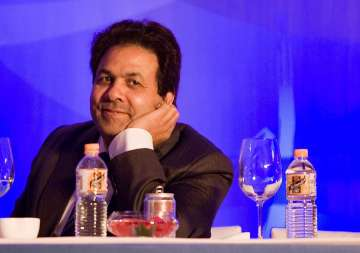 Rajeev Shukla, chairman of the BCCI Media and...