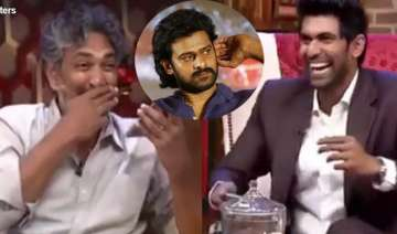 Prabhas's reaction when SS Rajamouli offered...