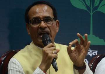 File pic of MP Chief Minister Shivraj Singh...