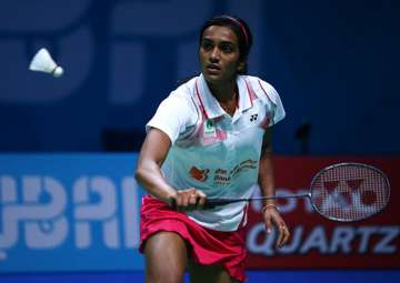 A file image of PV Sindhu. - India TV