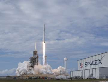 SpaceX launches first recycled supply ship to ISS...