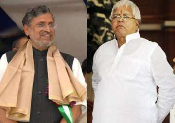 Lalu's servant, a BPL card-holder, gifted two...