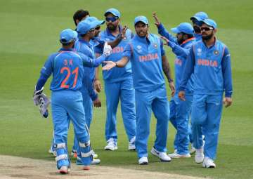 Indian Cricket Team India vs Pakistan LIVE match