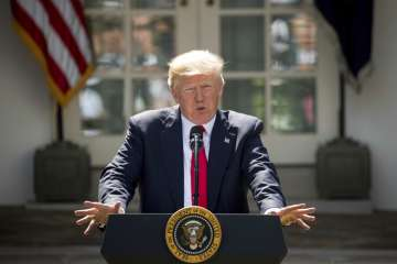 Trump pulls US from climate agreement - India...