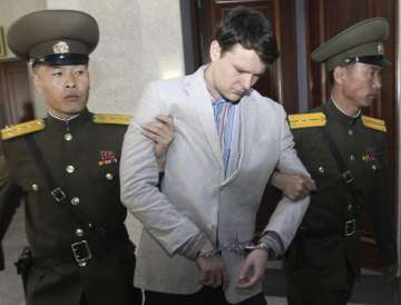 US student freed by North Korea in a coma dies -...