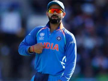 A file image of Virat Kohli. - India TV