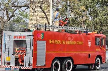 Representational picture:Fire in Howrah plastic...