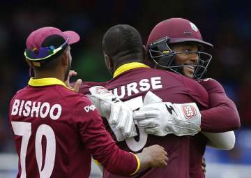 West Indies trail 0-1 in 5-match series. - India...