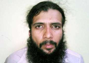 File pic of Indian Mujahideen co-founder Yasin...